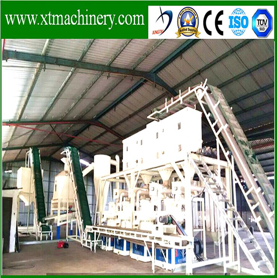 Whole Pellet Production Line